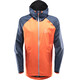 Haglöfs Esker Jacket Men Cayenne/Tarn Blue